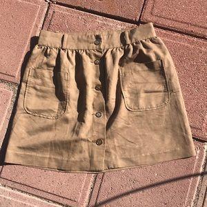 NWOT Tommy Hilfiger Mini Skirt